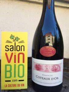 AOC BEAUJOLAIS Grande reserve - Salon du vin bio