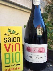 AOC BEAUJOLAIS SUPERIEUR - Salon du Vin Bio