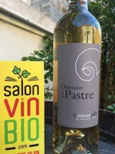 IGP Vaucluse DOMAINE DU PASTRE - Salon du vin bio