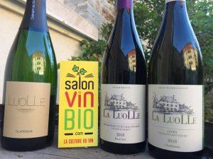 DOMAINE DE LA LUOLLE - Salon du vin bio