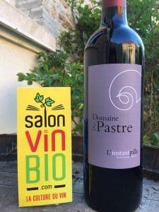 AOC Ventoux DOMAINE DU PASTRE - Salon du vin bio