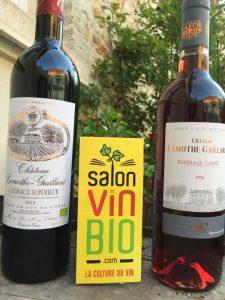 CHATEAU LAMOTHE-GAILLARD - Salon du vin bio