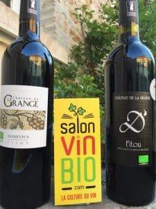 AOC Fitou - Salon du Vin Bio