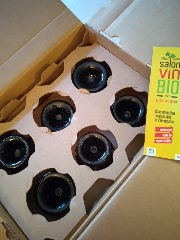 Box vin bio