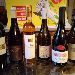 Box 6 Bouteilles - Salon du Vin Bio