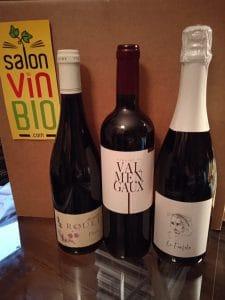 Cave en ligne - Salon du Vin Bio