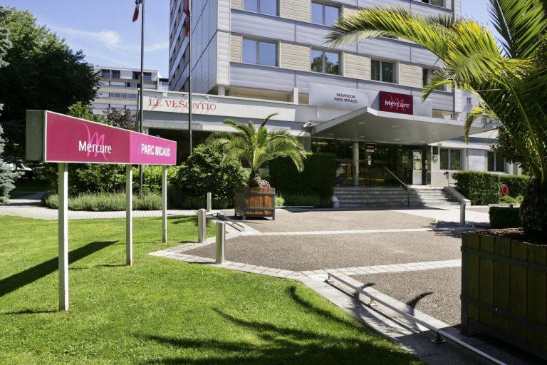 Mercure Besançon Parc Micaud - Salon du vin bio