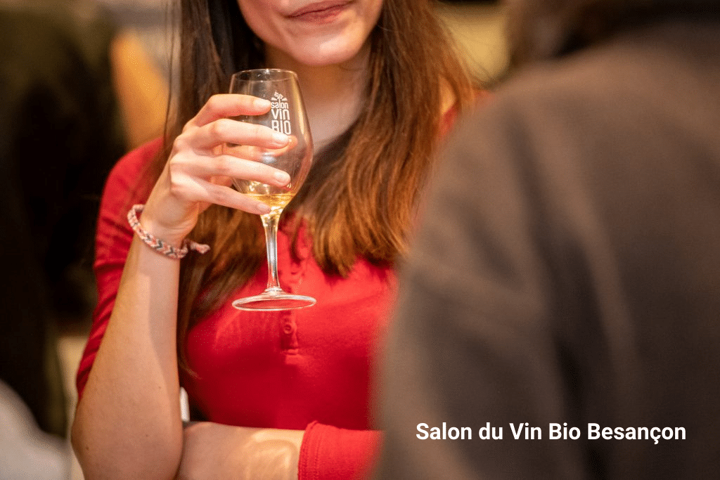 Salon du vin bio Besancon