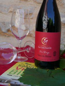 Cotes du Rhône Biodynamie et bio - Domaine La Guicharde - Salon du vin bio