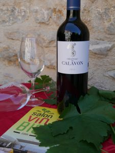 CHATEAU DE CALAVON Rouge bio - Salon du Vin Bio