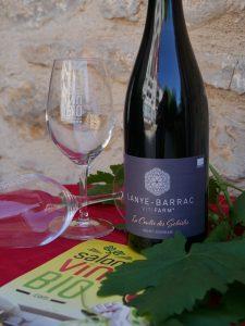 La coulée des Schistes - Lanye Barrac - Salon du vin bio