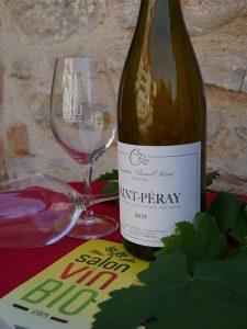 Saint Peray bio Remi Chomel - Salon du vin bio