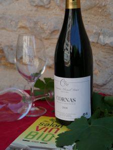 Cornas bio Remi Chomel - Salon du vin bio