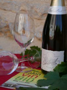 champagne bio Cordeuil père et fille - Salon du vin bio